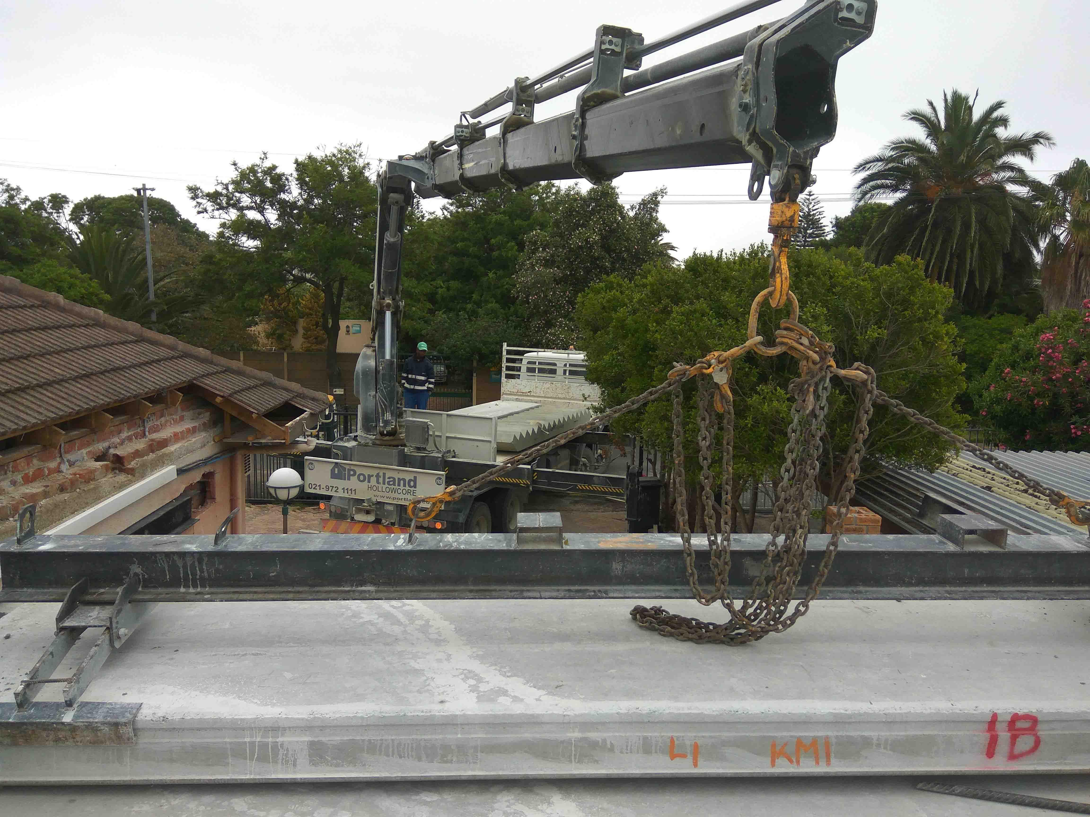 Logistics - Cranes