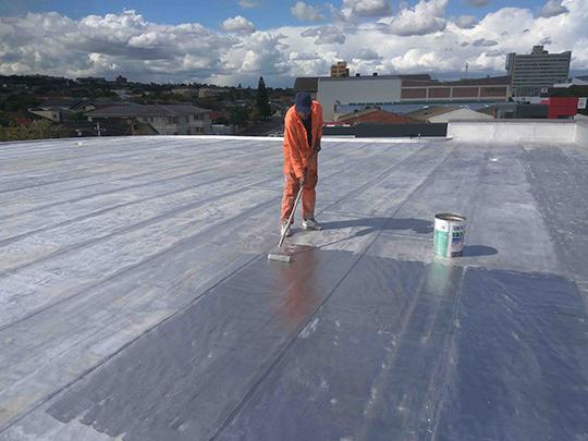 Waterproofing (After)